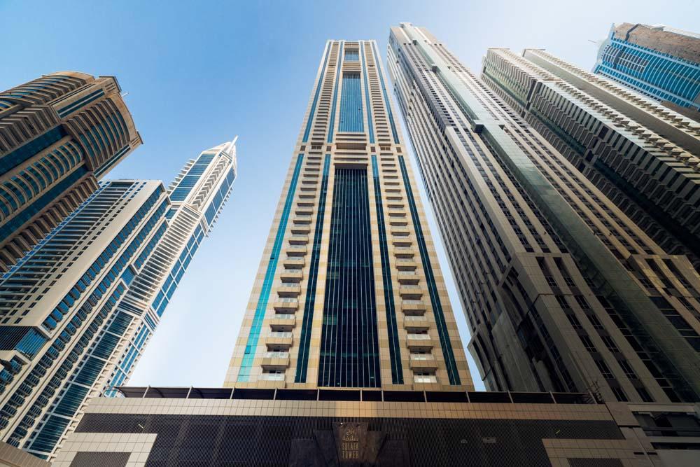 Sulafa Tower Alsayyah Amp Sons Investment Co Llc